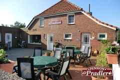 Pension Pradler in Altharlingersiel